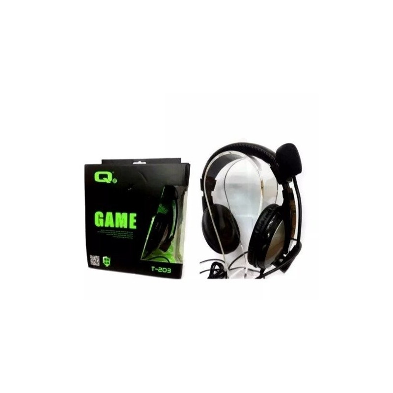 Casque Q GAME T-203