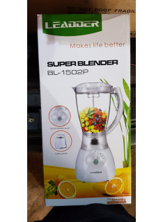 Mixeur Leadder - Super Blender BL-1502P - 300 W - 1.5 L -Blanc