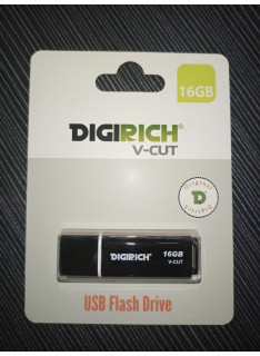 Clé USB DIGIRICH V-Cut 16GB USB Flash Drive